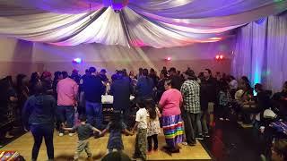 Albuquerque Community Round Dance April 27 2018 Clip 16