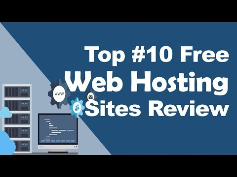 Top 10 Free Web Hosting Providers Review