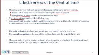 Level I CFA Economics Reading Summary: Monetary and Fiscal Policy