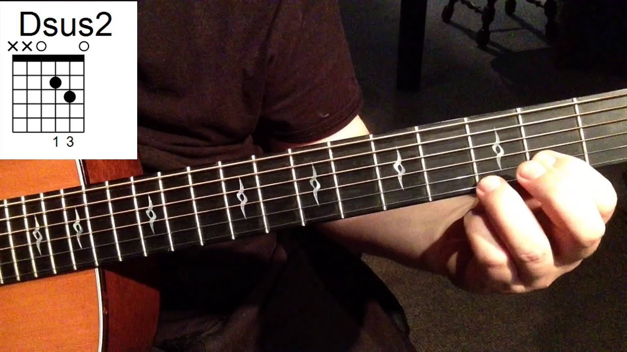 How To Play A D Chord On Guitar Beginner Step By Lesson 2