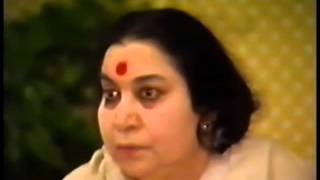 Meditation with Shri Mataji on Nirvikalpa (Live French Translation), (Subtitles)