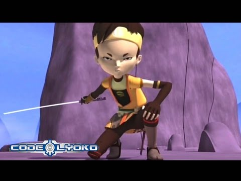 CODE LYOKO ENGLISH - EP37 - Common Interest