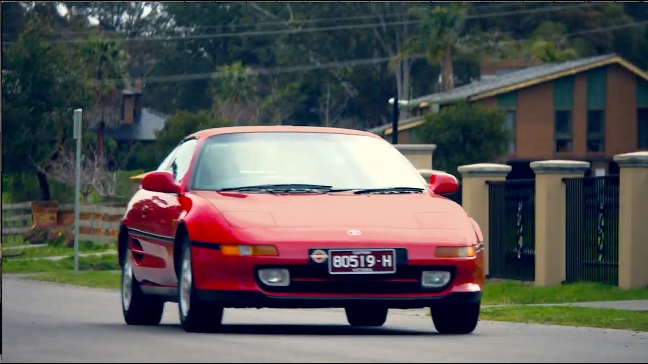 Toyota MR2 - Shannons Club TV - Episode 159