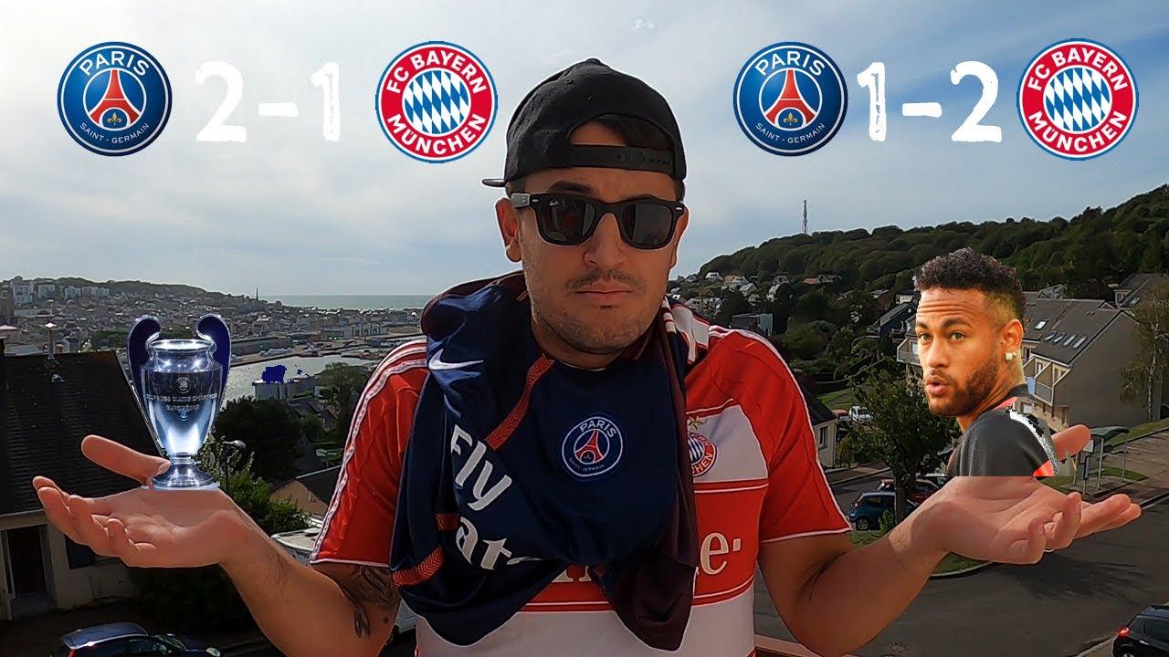 PSG vs Bayern Munich | Champions League Final Prediction ...