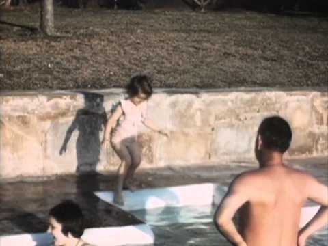 Lady Bird Johnson Home Movie 21 The Johnsons Visit West Ranch In 1950 Youtube