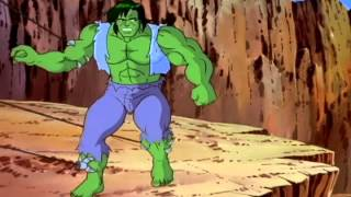 The Incredible Hulk (1996) ~ Classic Show Style {1977-1982}