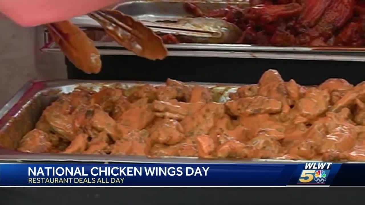 Who has the best wings in Cincinnati? It's National Chicken Wing Day!