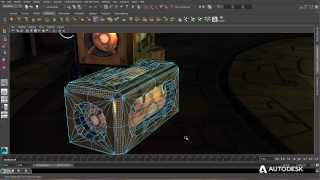 Maya LT 2014 Extension 2: New Support for MEL Scripting