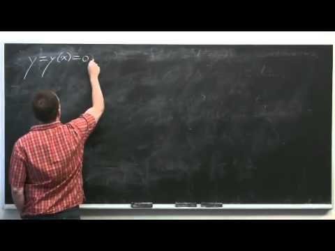 Separable Differential Equations - Differential Calculus