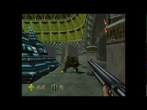 Turok 2 - Seeds of Evil: Level 2 - River of Souls [HD]