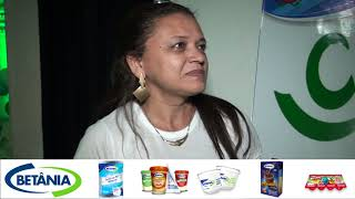 Luizete Nery no lançamento do programa Quixeré Criança Feliz