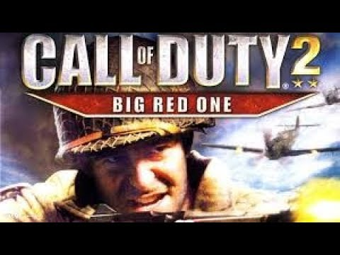 First to Fight - Call of Duty 2 Big Red One 01