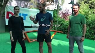 DOiT ACADEMY'de BATUHAN BUĞRA ERUYGUN & NİMET KARAKUŞ ile Atletizm Temel Isınma Hareketleri