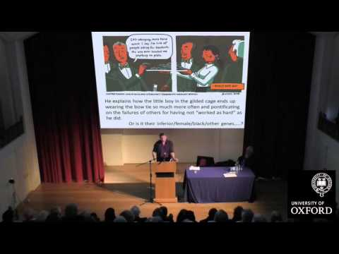 5th Annual Lecture of the Oxford Education Society