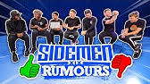 THE SIDEMEN ARE SPLITTING UP!? (SIDEMEN RUMOURS)