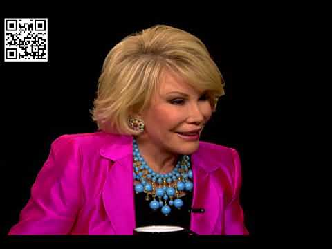 Joan Rivers — Charlie Rose