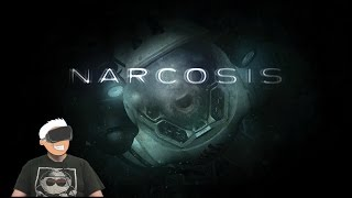 Narcosis Brings Survival Horror To The Ocean Floor And It's Terrifying In VR! (Oculus Rift Gameplay)
