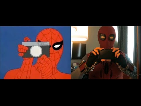 Spiderman 1967 Theme Live Action Remake side x side