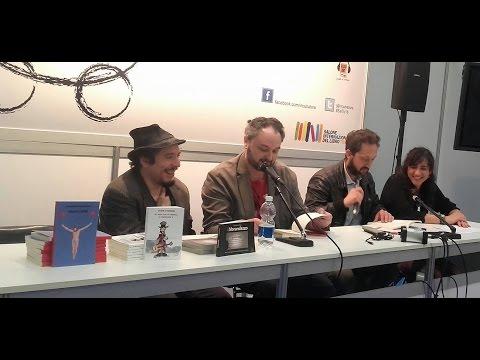 SuiGeneris al Salone Internazionale del Libro Torino 2016