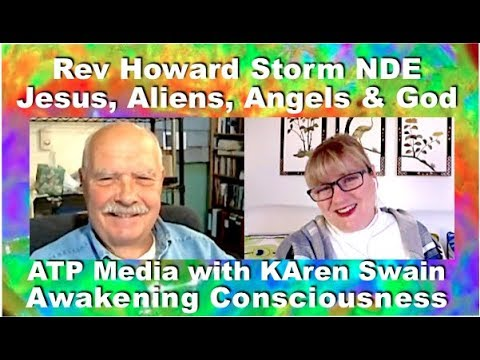 NDE with Jesus Aliens Angels and GOD Rev Howard Storm