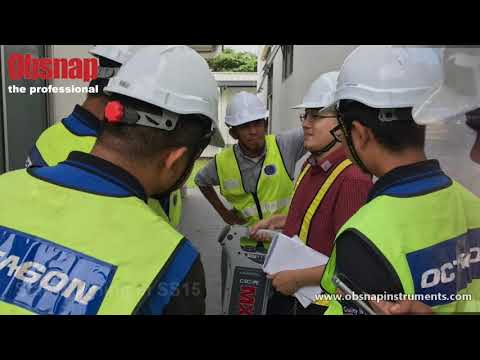 MXL4 Pipe & Cable Locator Training Visit to Client (Malaysia)