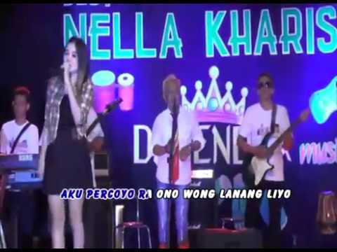 KANGGO KOWE - NELLA KHARISMA - (Danendra Record)