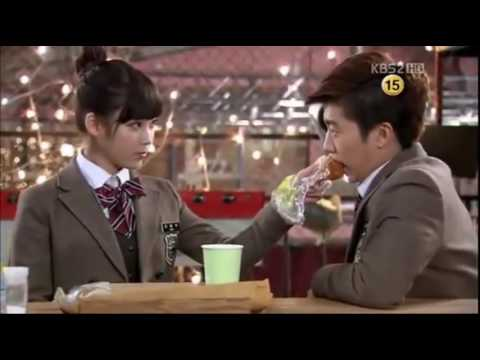 Can't I love You  MV   IU and Wooyoung Dream High
