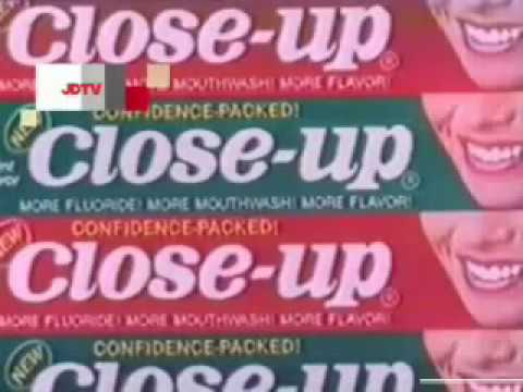 Close Up Toothpaste TVC 1985