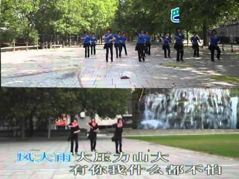 云裳广场舞思密达_巴黎19区广场舞-思密达B(新版) - YouTube