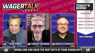 Daily Free Sports Picks | Monday Night Football Picks and World Series Preview on WagerTalk Today