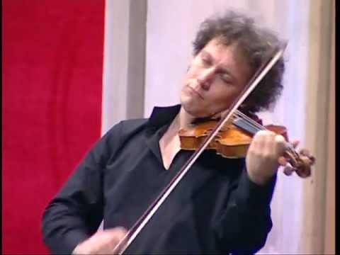 David Grimal, violon - Festival International de Colmar 2007