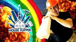 Die Brand Wand Affäre - House Flipper