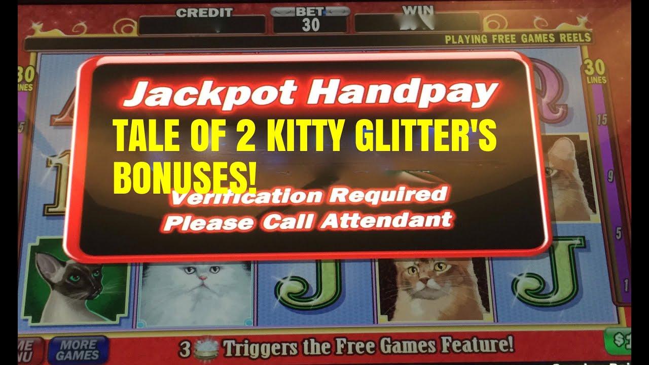 Kitty glitter slot machine facebook
