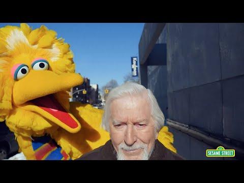 'Big Birdman' starring Caroll Spinney and Big Bird [Birdman Spoof]