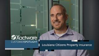 Xactware Customer Spotlight: Louisiana Citizens Transforms Catastrophe Claims Handling