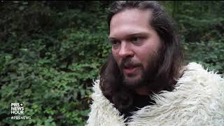 This wilderness survival program offers a chance to live as the cavemen did