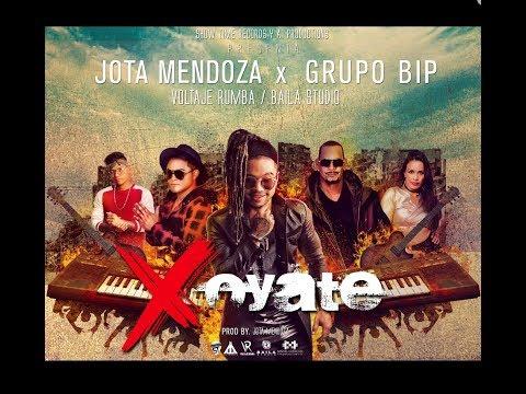 Xoyate -Jota Mendoza x Grupo BIP (Baila Studio - Voltaje Rumba) - [vídeo oficial]