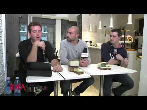 UN CAFFE' FUORICAMPO 3.0: Intervista ad Arden Tulino (08-10-14)