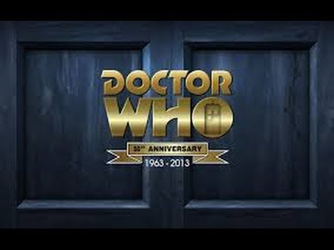 Dr Who 50th Anniversary - Russell T Davies Exclusive BBC Interview