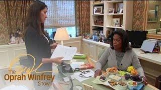 Oprah Goes Vegan for a Week | The Oprah Winfrey Show | Oprah Winfrey Network