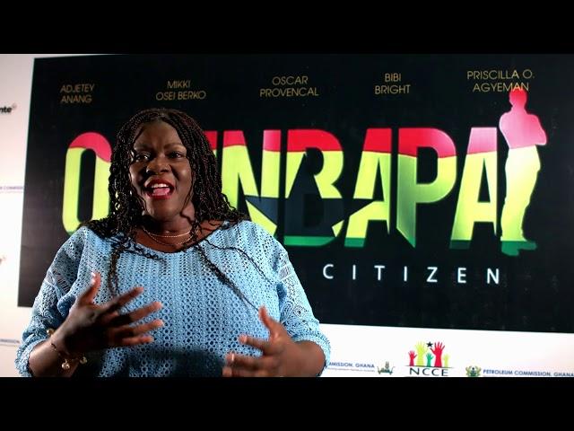 Kathleen Addy  @ The Premiere of OMANBAPA 2