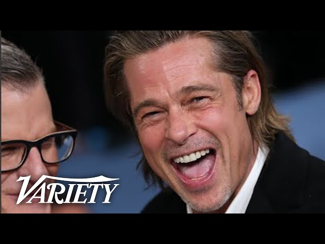 Brad Pitt laughs off interviewer's sports knowledge