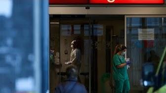 """Coronavirus en Espagne : 738 décès en 24h : """"Le pays le plus inquiétant au monde"""""""
