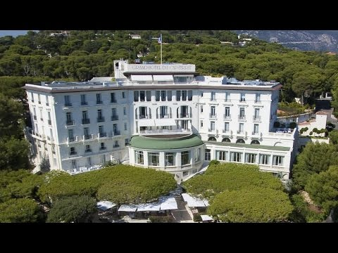Luxury hotel Grand Hotel Du Cap Ferrat in France