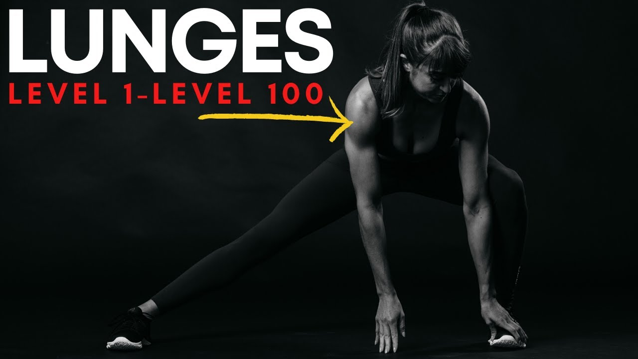 LUNGES from LvL 1 to Lvl 100 (Which is Yours?)