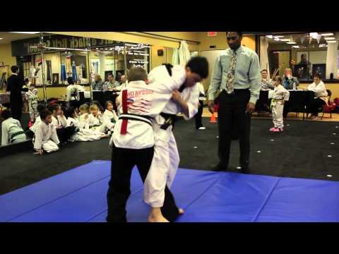 Matt Randall's Black Belt Academy - Spring Tournament (2013)