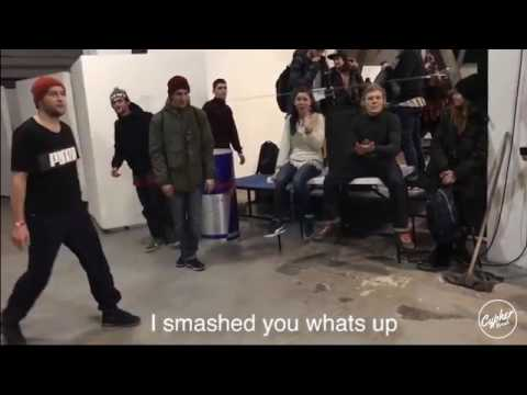 Intact vs LussySky // Cypher Battle // Subtitled