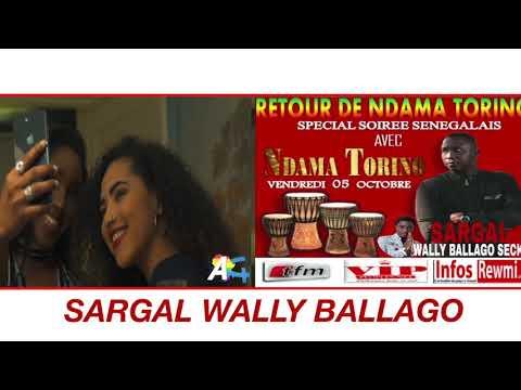Wally Seck à Torino PUB NDAAMA VIDEO