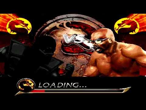 Mortal Kombat Special Edition - Black Scorpion playthrough
