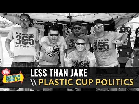 Less Than Jake - Plastic Cup Politics (Live 2014 Vans Warped Tour)